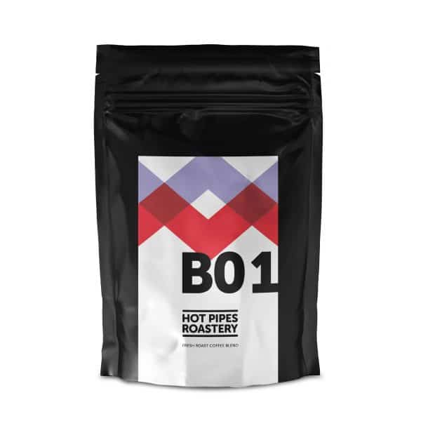 Cafea Proaspat Prajita 100% Arabica Blend B01