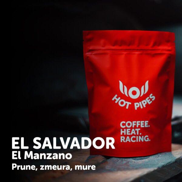 cafea el salvador el manzano